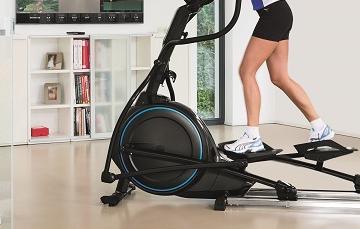 Vélo elliptique kettler
