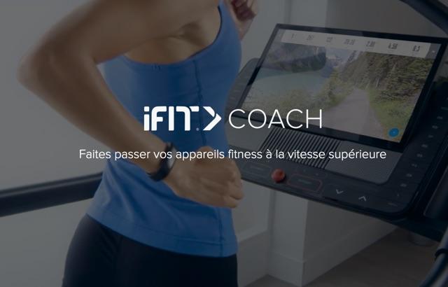 Fitness: boostez votre motivation grâce à iFit Live • Mon velo